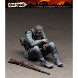 Stalingrad resin figures