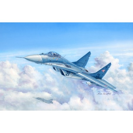 Trumpeter 1/32 Russian Mig-29a Fulcrum (new tooling)