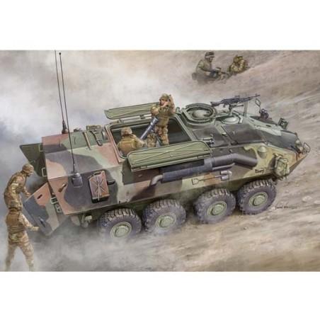 Trumpeter 1/35 LAV-M (Mortar Carrier Vehicle)