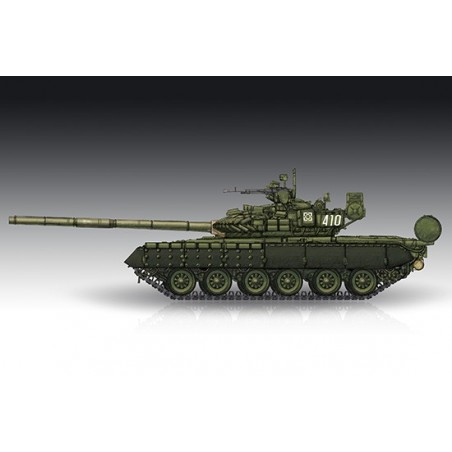 Trumpeter 1/72 Russian T-80BV MBT