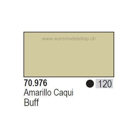 Vallejo Model Color 120 Buff, 17 ml (976)