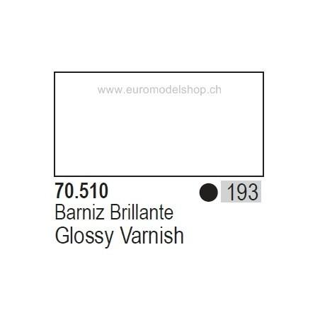 Vallejo Model Color 193 Satin Varnish, 17 ml (520)