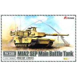 Flyhawk 1/72 M1A2 SEP Main...