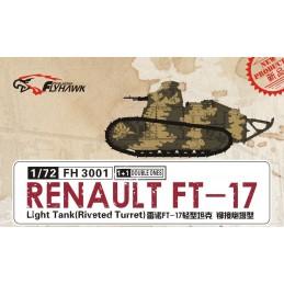 Flyhawk 1/72 Renault FT-17...