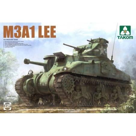 Takom 1/35 M3A1 Lee