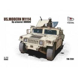 T-Model 1/72 US HMMWV M1114...