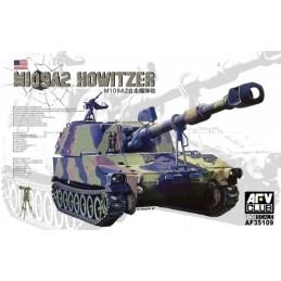 AFV 1/35 M109 A2 HOWITZER
