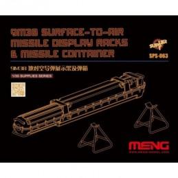 Meng Plastic scale Models