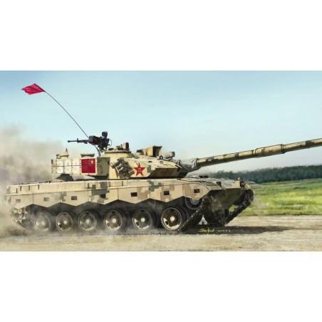Meng 1/35 PLA Main Battle Tank ZTZ96B