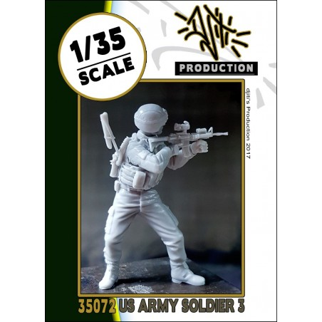 Djitis Production 1/35 US army soldier 3