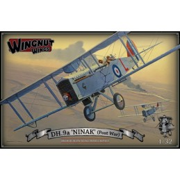 Wingnuts Wings Maquette