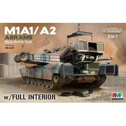Rye Field 1/35 M1A1 / A2...