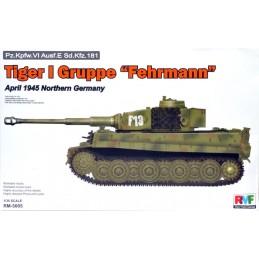 Rye Field 1/35 Tiger I...