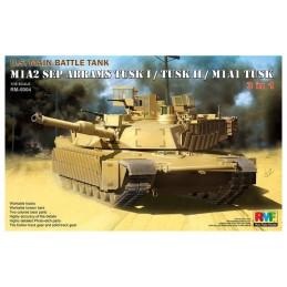 Rye Field 1/35 M1A2 Abrams...