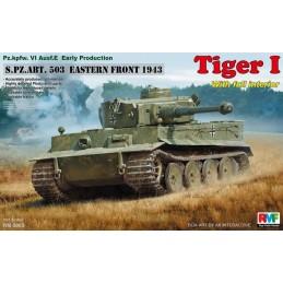 Rye Field 1/35 Tiger I,...