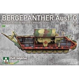 Takom 1/35 Bergepanther...