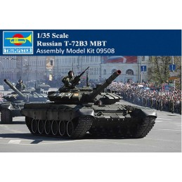 Trumpeter 1/35 T-72B3 MBT