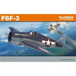 Eduard 1/48 F6F-3 ProfiPACK