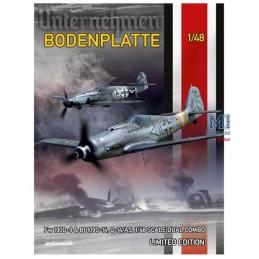 Eduard 1/48 Bodenplatte...