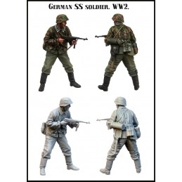 Evolution 1/35 SS Soldier