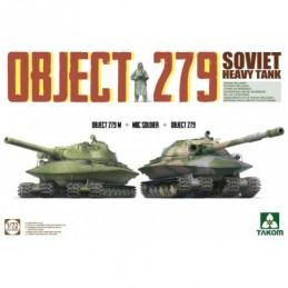Takom 1/72 Object 279...