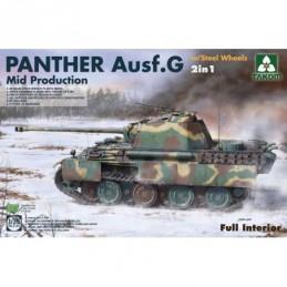 Takom 1/35 Panther G Mid...