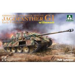 Takom 1/35 Jagdpanther G1...