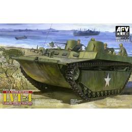 AFV 1/35 LVT-4 U.S. Water...