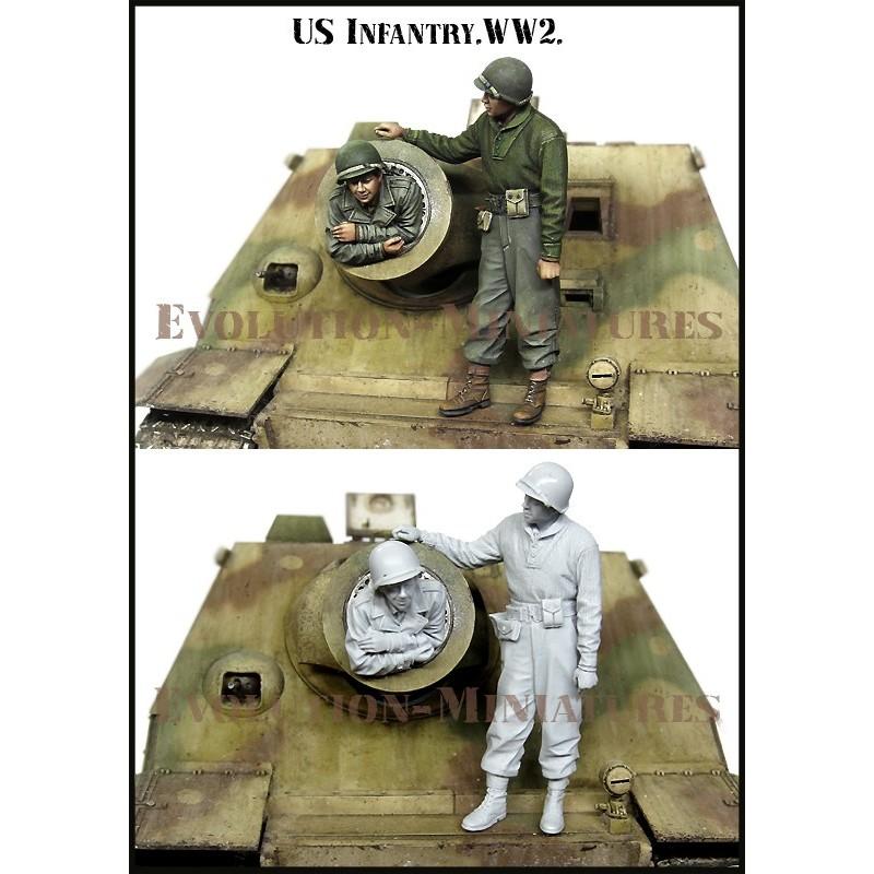 evolution-1-35-us-infantry-ww2-2-figures