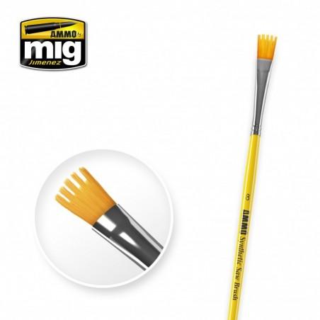 Ammo Mig - 8 Syntetic Saw Brush