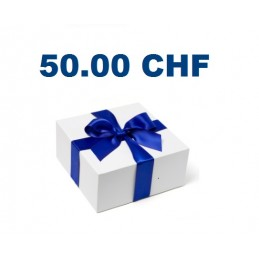 Gift card of 50CHF