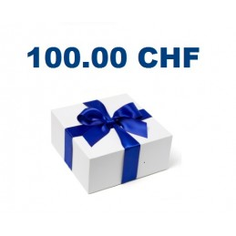 Gift card of 100CHF