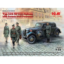 ICM 1/35 Typ 320 (W142)...