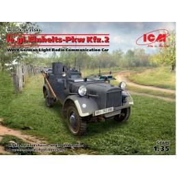 ICM 1/35 le.gl.Einheitz-Pkw...