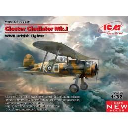 ICM 1/32 Gloster Gladiator...