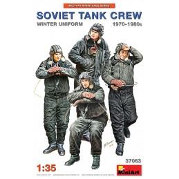 Miniart 1/35 Soviet Tank...