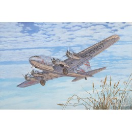Roden 1/144 Boeing 307...