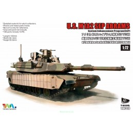 T-Model 1/72 M1A2 Abrams...