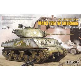 Meng 1/35 U.S.Medium Tank...