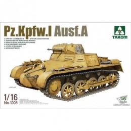 Takom 1/16 Pz.Kpfw.I Ausf.A