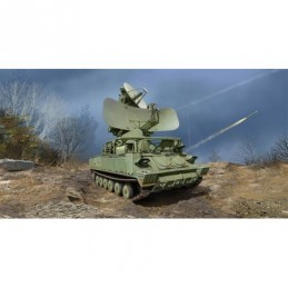 Trumpeter 1/35 Russian 1S91...