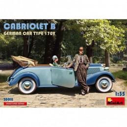 Miniart 1/35 Cabriolet B...