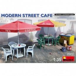 Miniart 1/35 Modern Street...