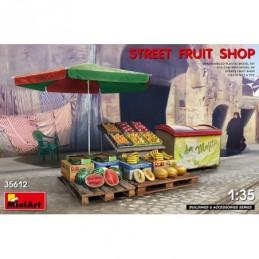 Miniart 1/35 Street Fruit Shop
