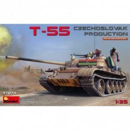 Miniart 1/35 T-55...