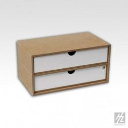 Hobbyzone - Drawers Module x 2