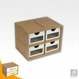 Hobbyzone - Modular Organizer